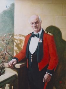 Colonel David Martin