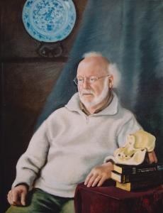 Prof Vernon Reynolds